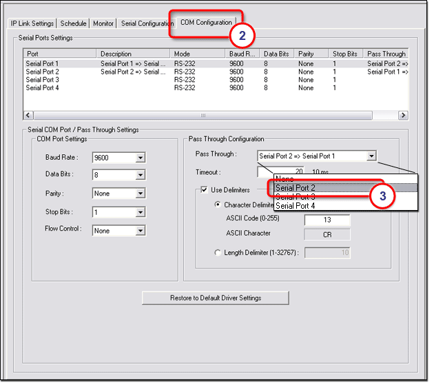 Proxmox Serial Port Pass Through Windows With Screens